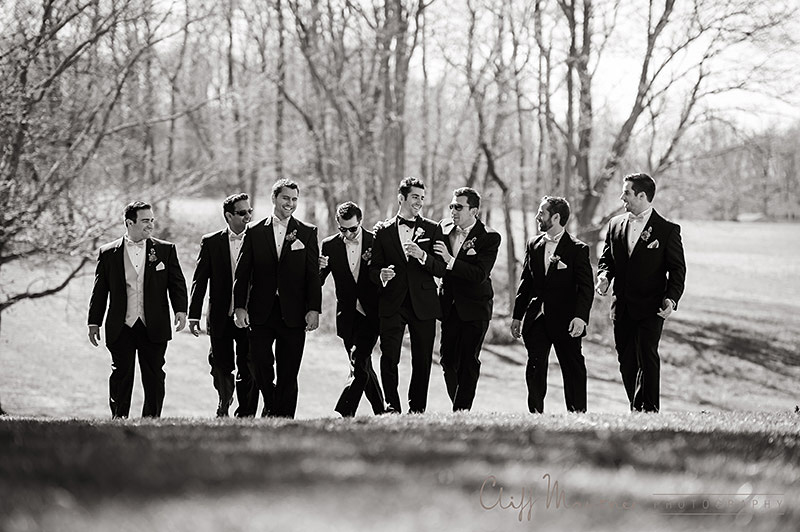 Wedding Picture at Ashford Estate